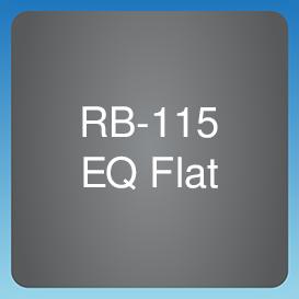 RB-115 EQ Flat