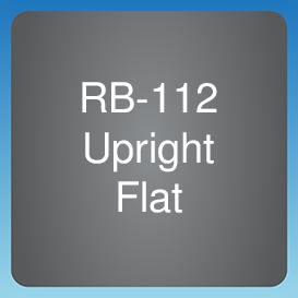 RB-112 Upright Flat
