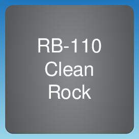 RB-110 Clean Rock