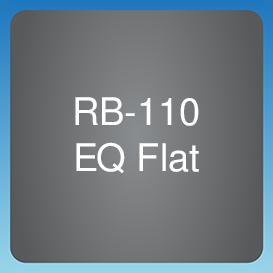 RB-110 EQ Flat
