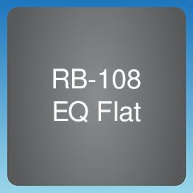 RB-108 EQ Flat