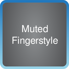 Muted Fingerstyle
