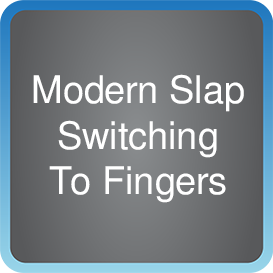 Modern Slap Switching to Fingerstyle