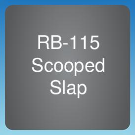 RB-115 Scooped Slap
