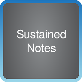 Sustained Notes