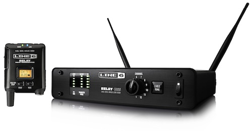 Line 6 Relay dpaudio sound hire
