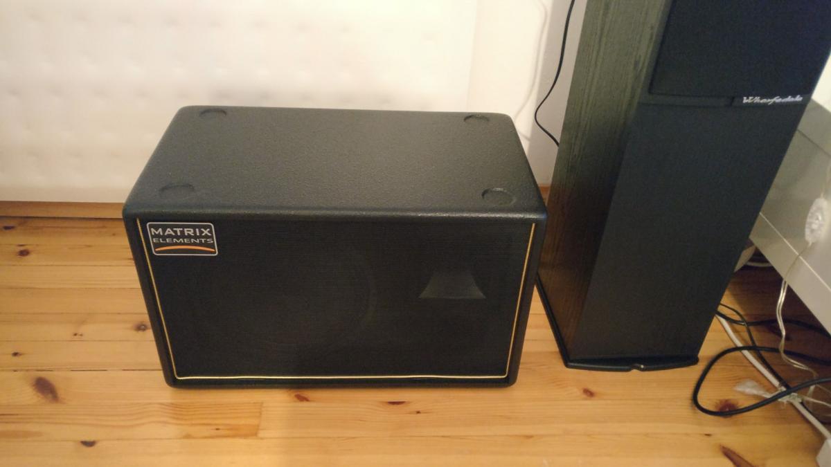 Tested FRFR speakers : Atomic CLR, Line 6 L2t, Yamaha DXR10