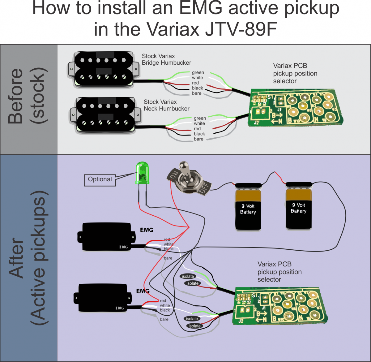 How I Installed Active Emg Pickups In A Variax Jtv 89f Single Coil Wiring Diagram Post 668177 0 69614100 1459788903 Thumb