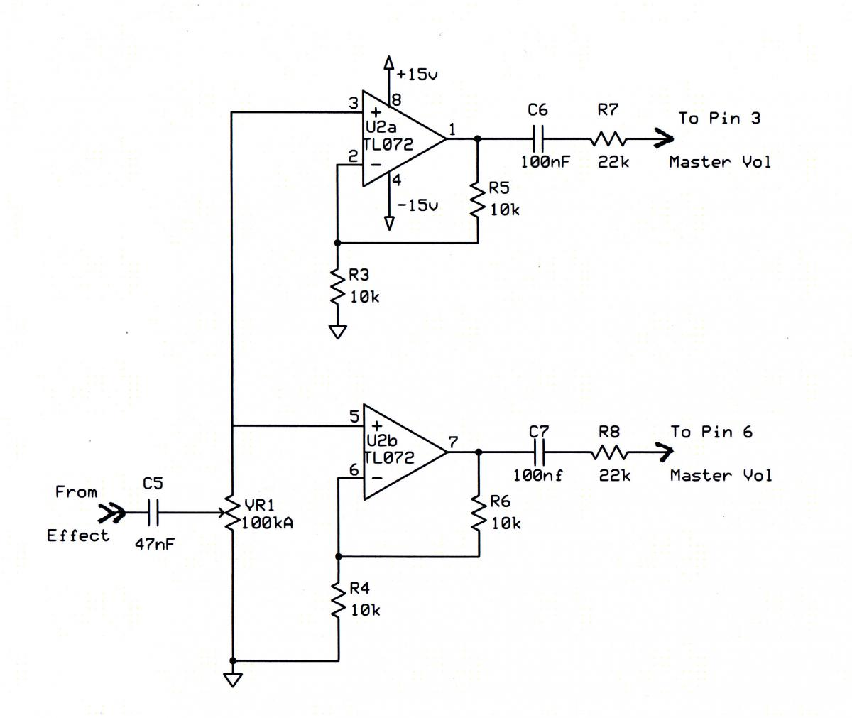 Line 6 Circuit Diagram - Enthusiast Wiring Diagrams •