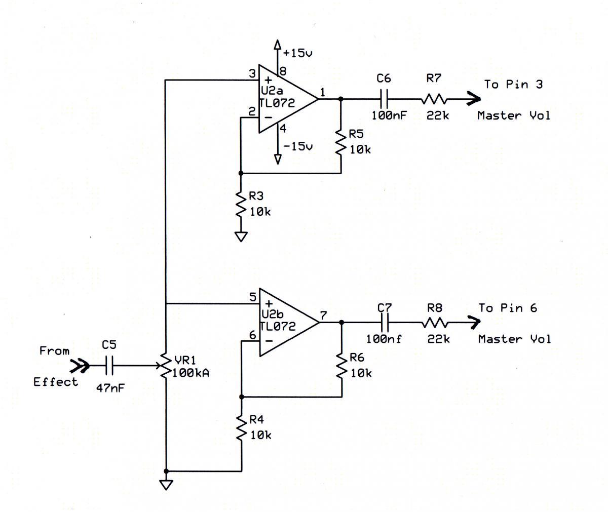 Line 6 Circuit Diagram Schematic Diagrams Speaker Amplifiercircuit Seekiccom For Pod Xt 2 0 Pocket Floorpods Labeled