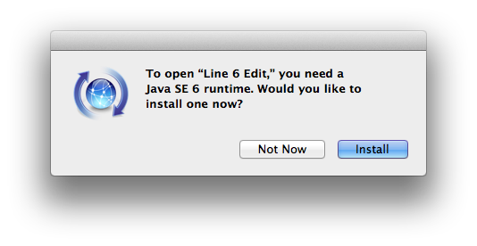 java se 6 runtime mac os x 10.8