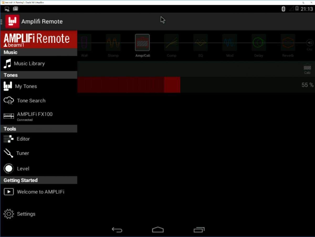 amplifi remote pour pc