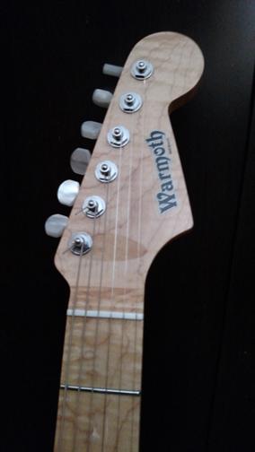 Warmoth neck for JTV69 - James Tyler Variax Guitars