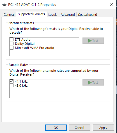 Strange audio problem with UX2 and Windows 10 - Computer Audio Setup