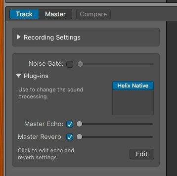 Poor sound using Native where am I going wrong? - Helix