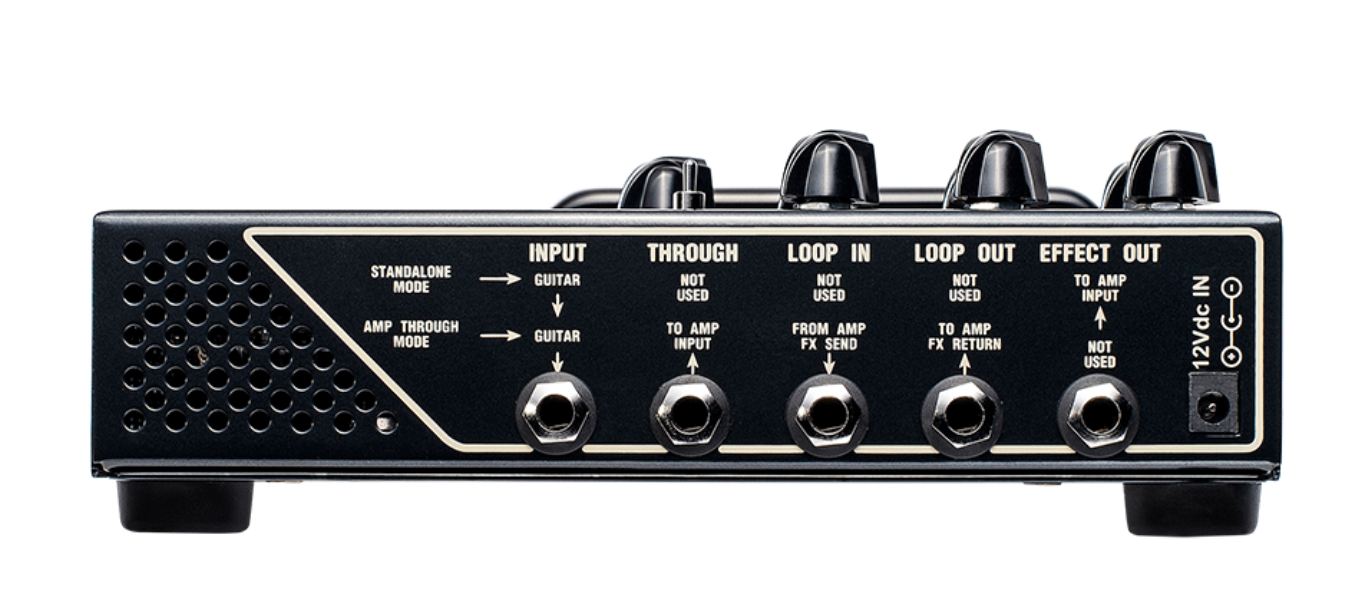 Line 6 HX Stomp in 4CM + Victory Amps V4 Preamp - Helix - Line 6